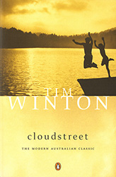 Cloudstreet cover Penguin Books Tim Winton