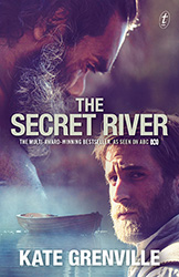 Secret River cover Text Publishing Kate Grenville