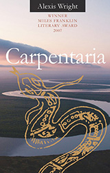 Carpentaria book cover Giramondo publishing Alexis Wright