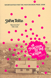 A Fraction Of The Whole cover Penguin Steve Toltz