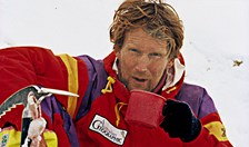 Greg Mortimer Australian adventurer mountaineer