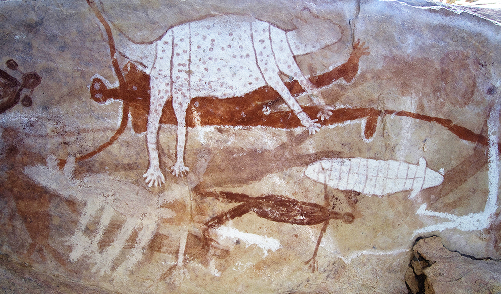 Australia 39 S Top 7 Aboriginal Rock Art Sites Australian