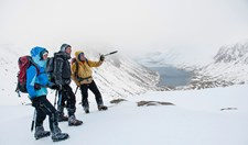 Snow patrol: the part hike through Coire an t-Sneachda in the wild Cairngorns
