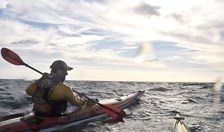 kayaking off shore open water skills guide