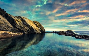 Bermagui Blue Pool, New South Wales