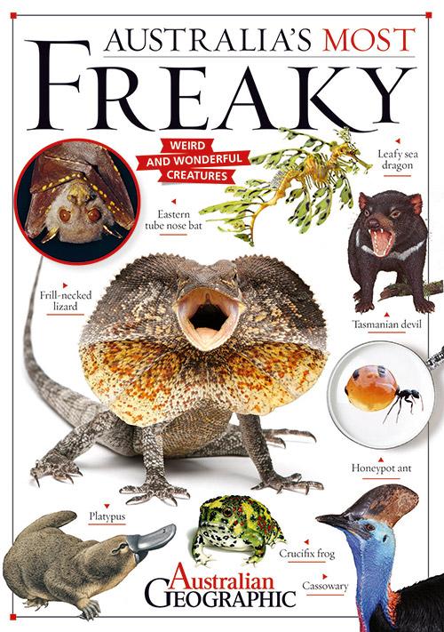 Australia's Most Freaky