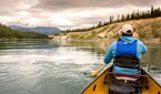 The Yukon River, Canada