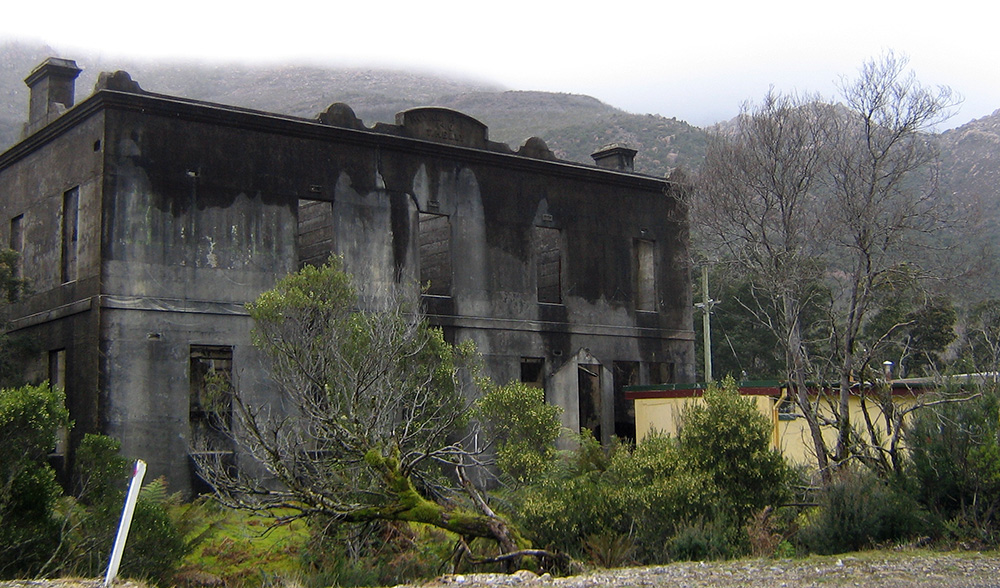 Top 10 Tasmanian Ghost Towns Australian Geographic