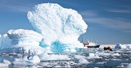 Andrew Halsall Aurora expeditions Antarctica ship