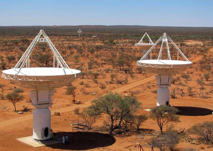 Australia Telescope Compact Array