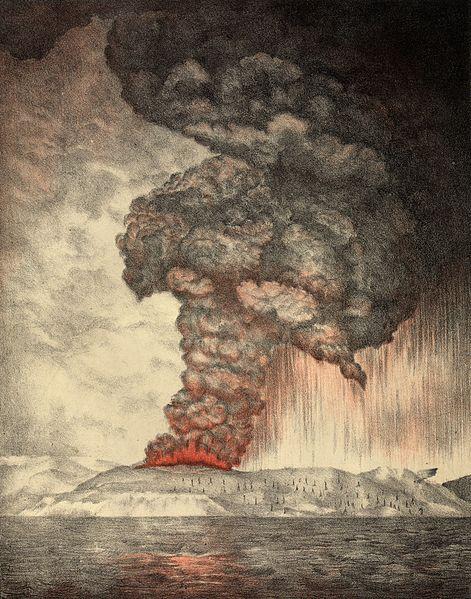 krakatoa indonesia