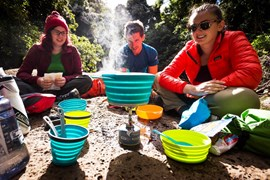 Sea To Summit X-Set 31 camping pots pans bowls