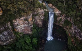 belmore falls morton national park