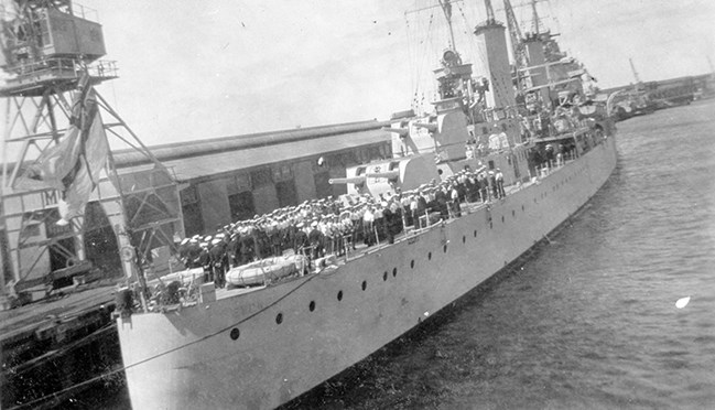 To find HMAS Sydney (II), the pride of the royal Australian navy, that disappeared with her entire crew off the western coast of Australia in 1941.
