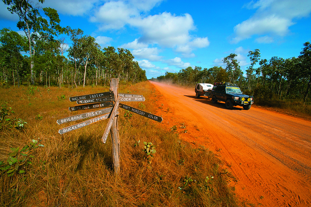 cape york queensland four wheel driving