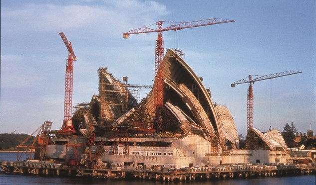Sydney Opera House architect