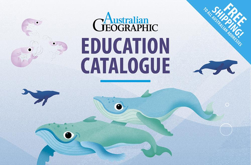 Education - Australian Geographic