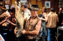 Paul Hogan crocodile dundee