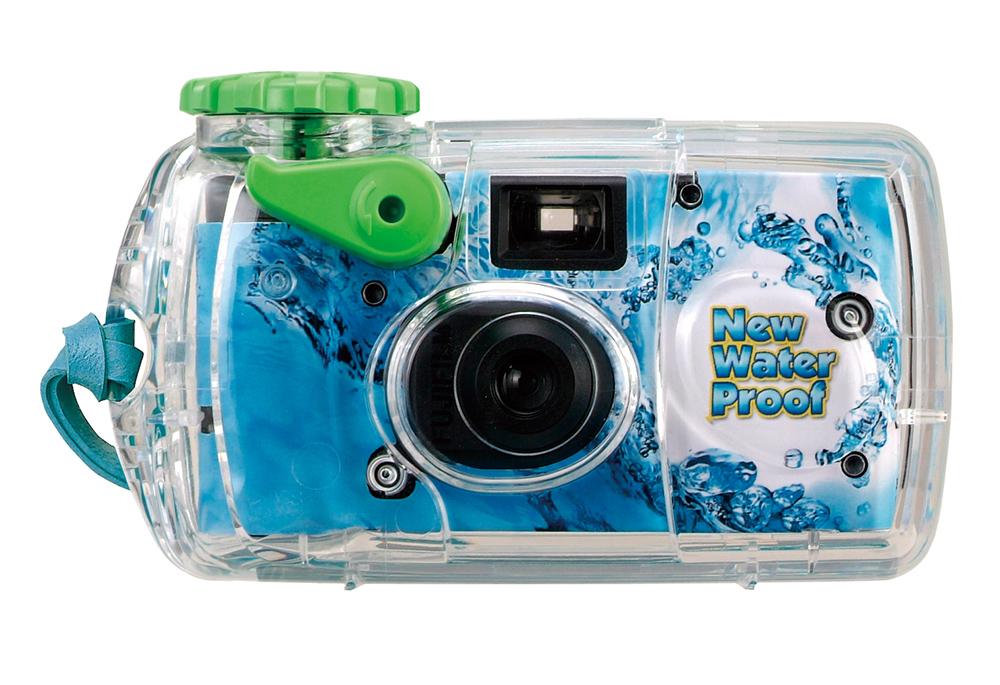 Fujifilm QuickSnap Marine underwater camera