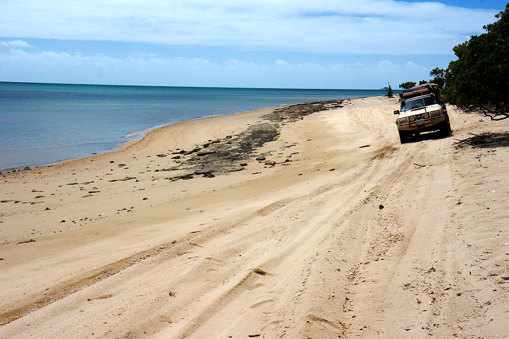 4wd cape melville