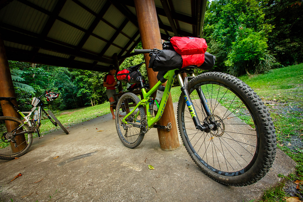 bikepacking tnq