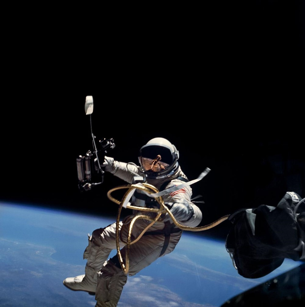 astronaut nasa Edward H. White II