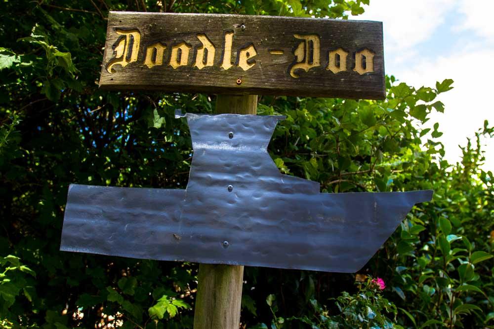 Doo Town Tasmania