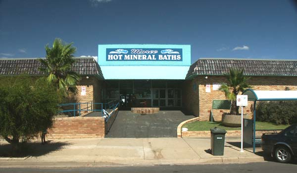 Moree baths