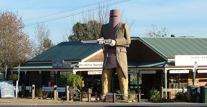 the big ned kelly