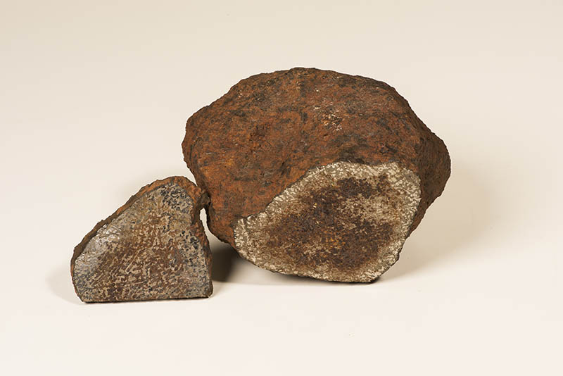 Queensland Museum meteorite