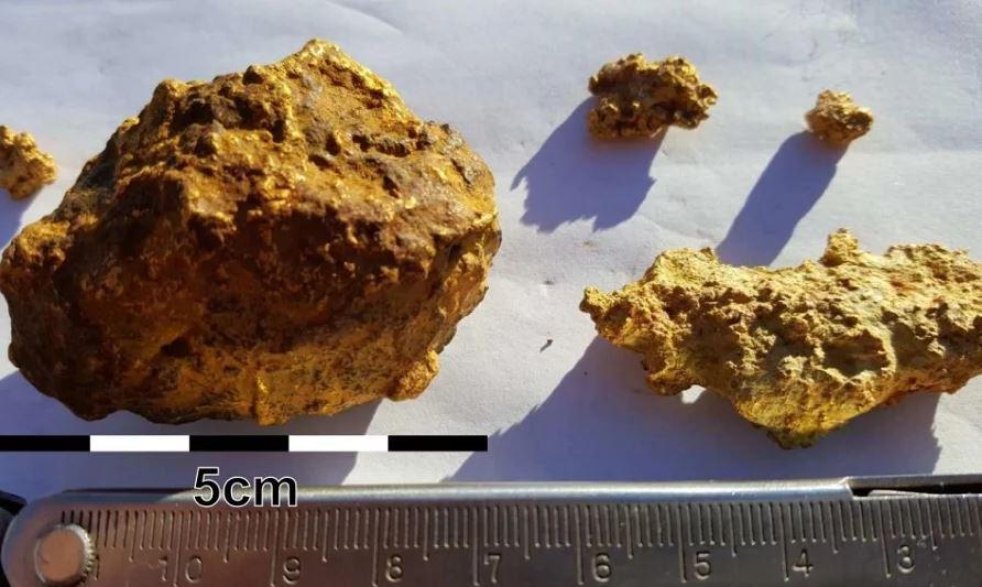 gold nuggets WA