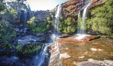 waterfalls in NSW