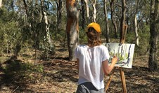 Belanglo State Forest exhibition art
