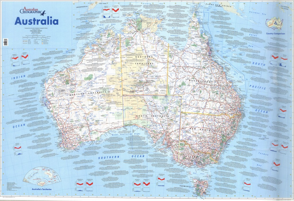 Map of australia australian geographic gumiabroncs Image collections