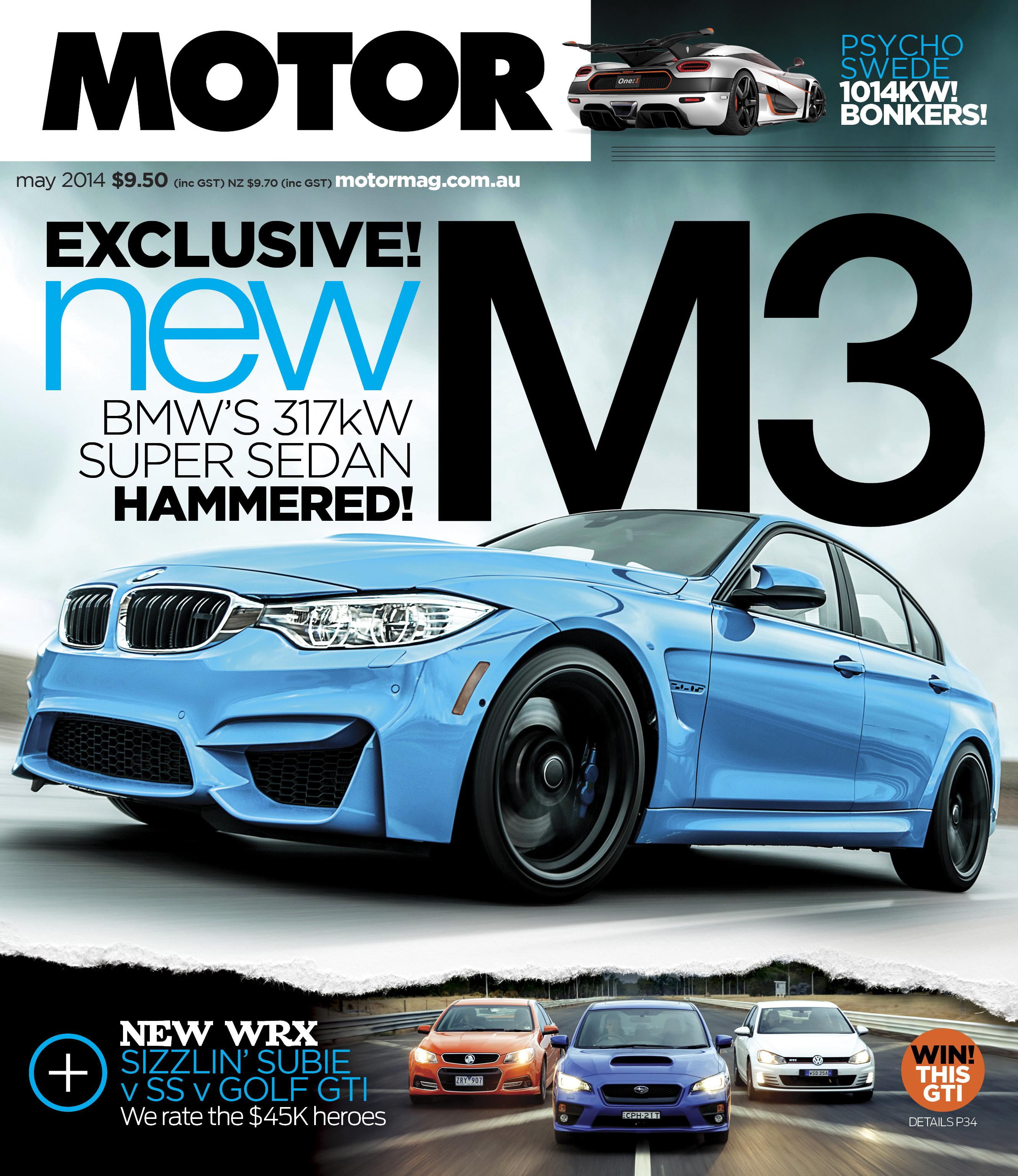 Motor Magazine Image
