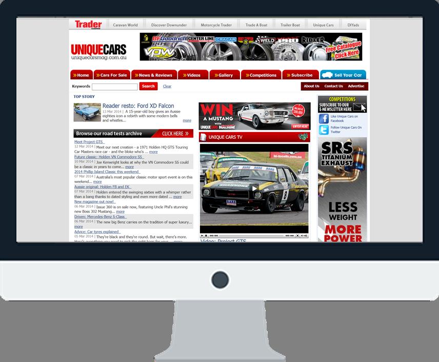 Unique Cars - Bauer Media Group