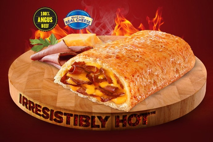 """**A hot pocket** One Twitter user molested a hot pastry snack in return for retweets. """"420 retweets and i'll f*** a hotpocket on vine after i heat it up,"""" he posted. Of course, this being the internet, people were gagging to see such idiocy. And after hitting his retweet goal the man in question posted a vine of himself getting weird with the combination of meat, bread and cheese. Well done, internet."""