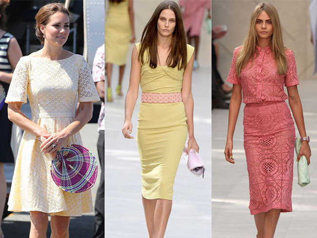 Kate's Royal Tour style predictions