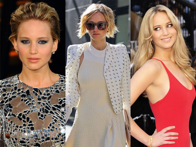 J-Law's best beauty looks