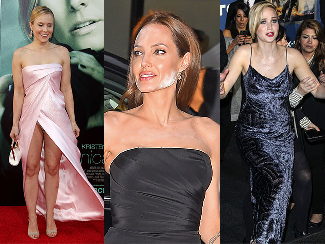 Biggest red carpet blunders