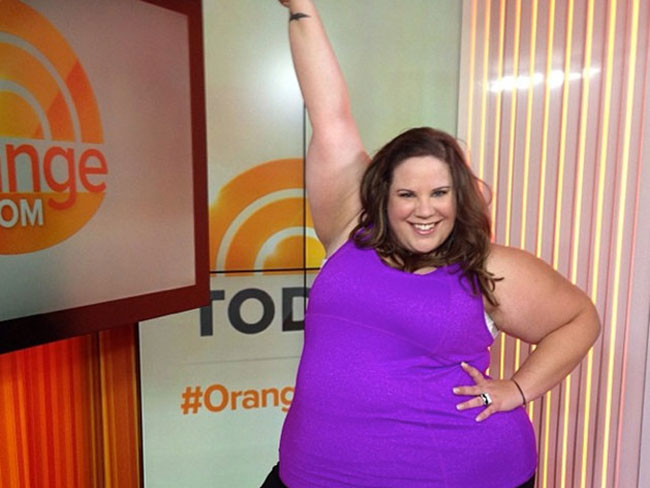 "The story behind ""Fat Girl Dancing"" is really inspiring"