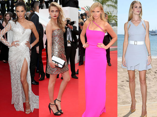 Fashion at Cannes