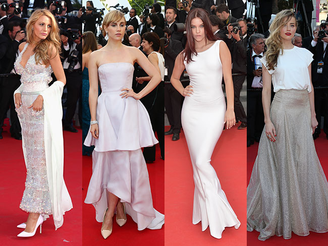 The dress inspo: Cannes 2014