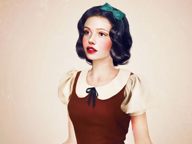 If Disney girls were real life people