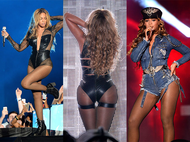 17 times Beyonce looked fierce on tour