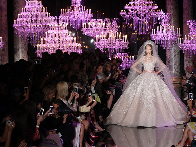 The best in bridal from Couture week