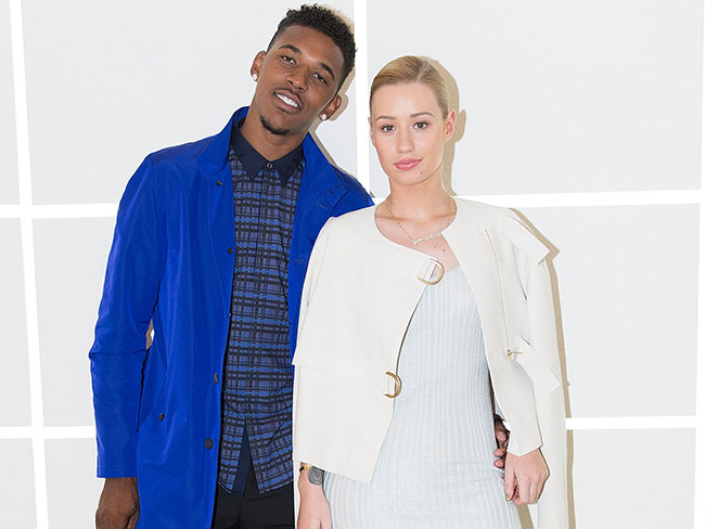 Drake disses Iggy, but she's kinda busy