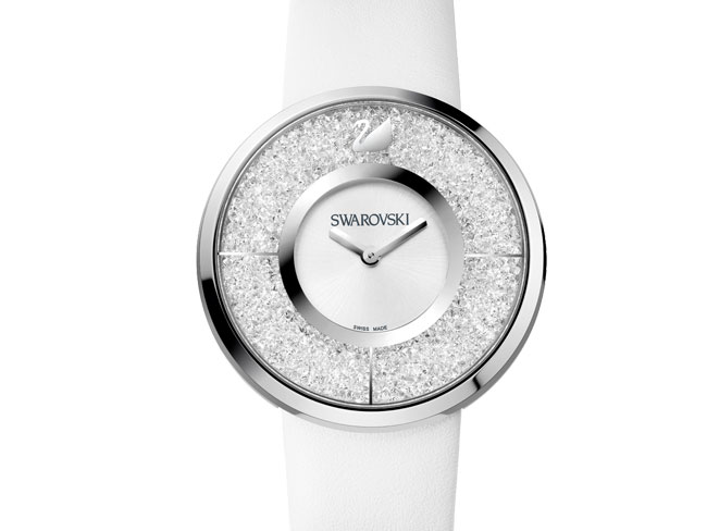 WIN a Swarovski watch