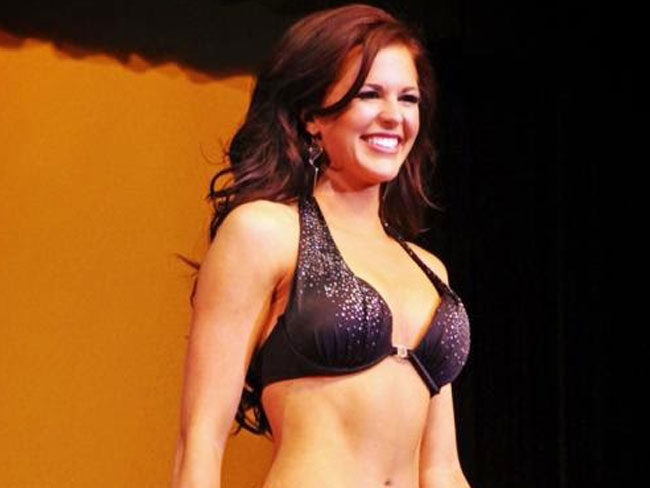 Miss America winner makes a clever health statement