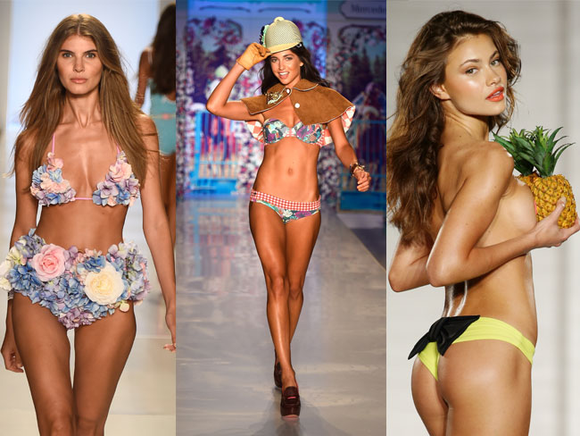 The 25 most insane looks from Swim Fashion Week